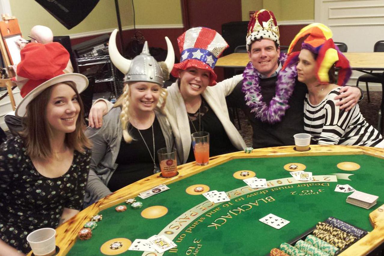 hosting for casino